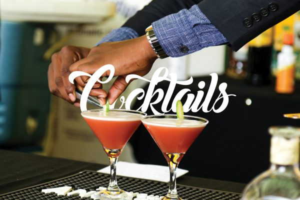 THRTA Cocktail Competition 2018